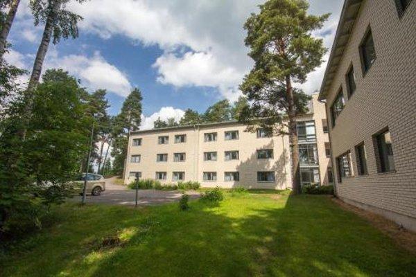 Hostel Linnasmaki - фото 22