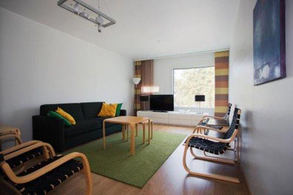 Hostel Linnasmaki - фото 6
