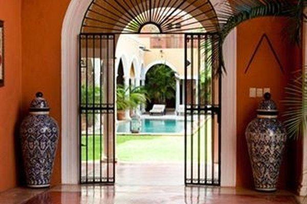 Hotel Hacienda Merida VIP - фото 14