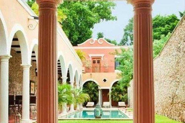 Hotel Hacienda Merida VIP - фото 20