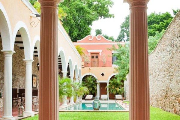 Hotel Hacienda Merida VIP - фото 21