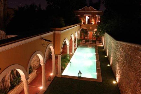 Hotel Hacienda Merida VIP - фото 23