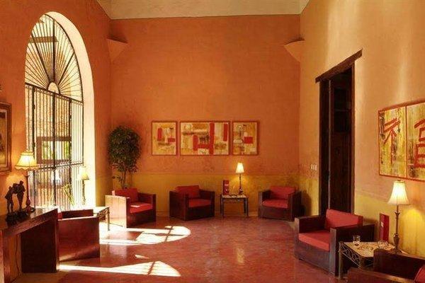 Hotel Hacienda Merida VIP - фото 7