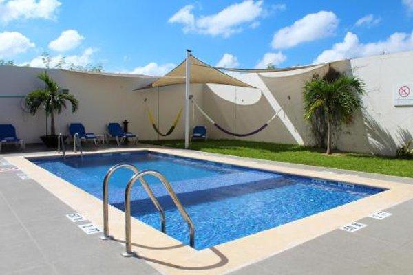 Holiday Inn Express Merida - фото 50