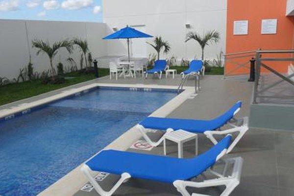 Holiday Inn Express Merida - фото 20
