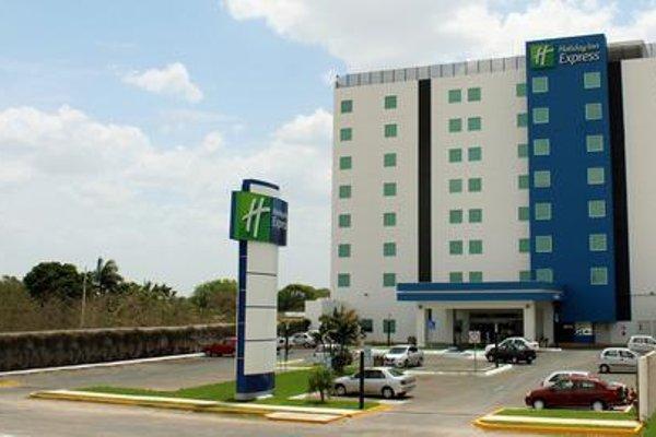 Holiday Inn Express Merida - фото 21