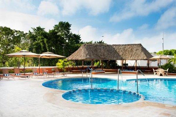 Holiday Inn Merida - фото 50