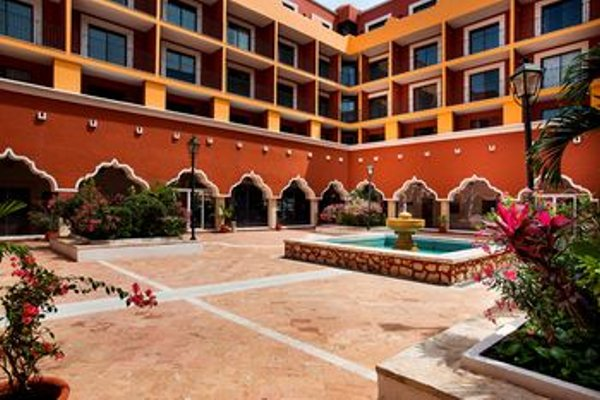 Holiday Inn Merida - фото 18