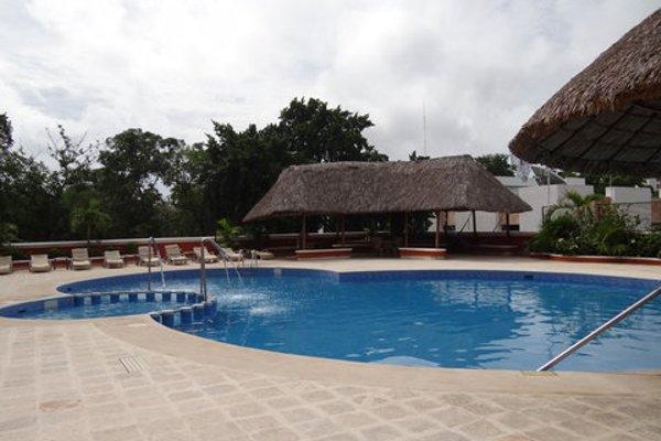 Holiday Inn Merida - фото 19