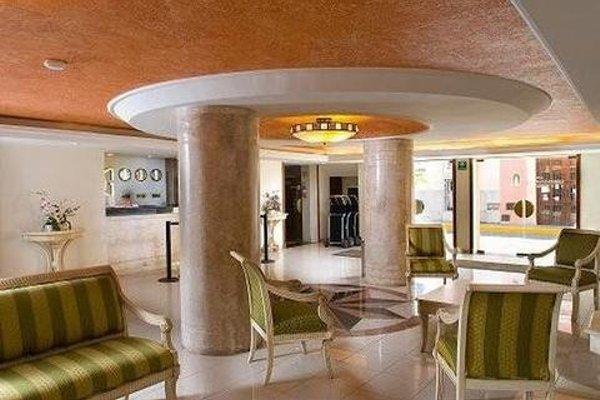 Hotel del Gobernador - фото 10