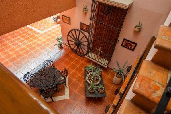 Hotel del Gobernador - фото 14