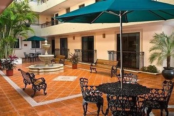 Hotel del Gobernador - фото 17