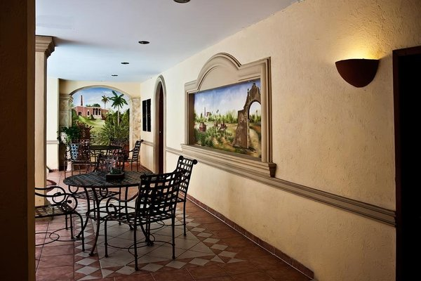 Hotel Colonial de Merida - фото 10