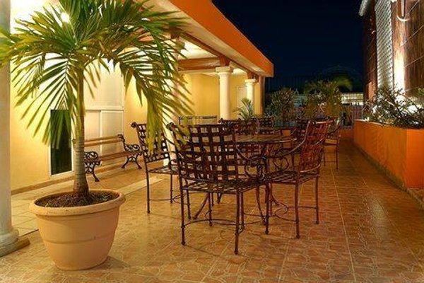 Hotel Colonial de Merida - фото 12
