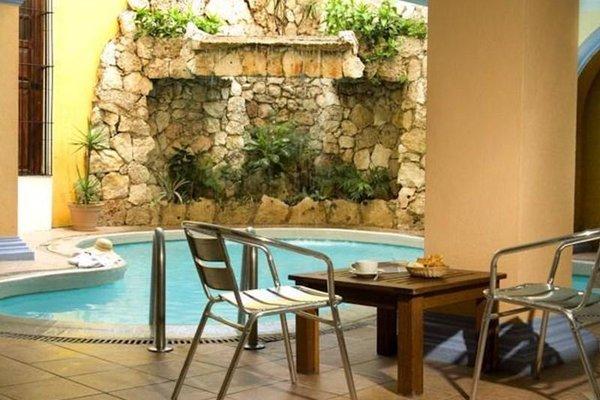 Hotel Colonial de Merida - фото 16