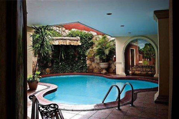 Hotel Colonial de Merida - фото 17