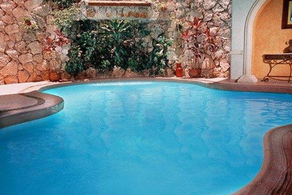 Hotel Colonial de Merida - фото 19