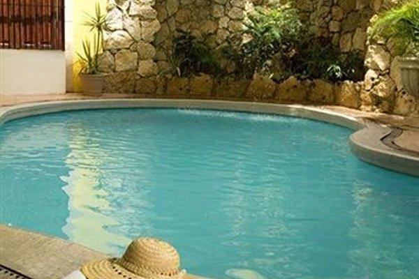Hotel Colonial de Merida - фото 20