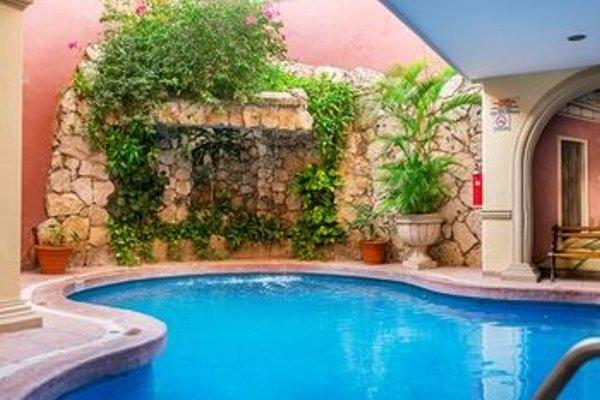 Hotel Colonial de Merida - фото 21