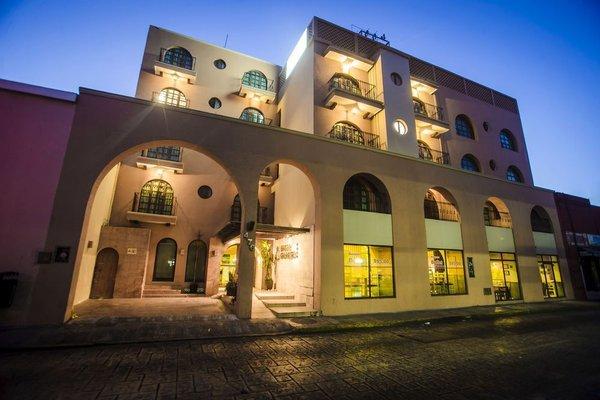 Hotel Colonial de Merida - фото 22