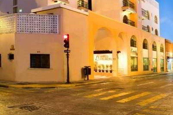 Hotel Colonial de Merida - фото 23