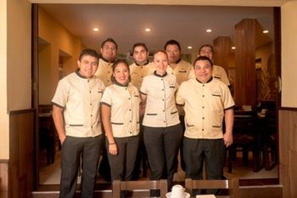 Hotel Colonial de Merida - фото 3
