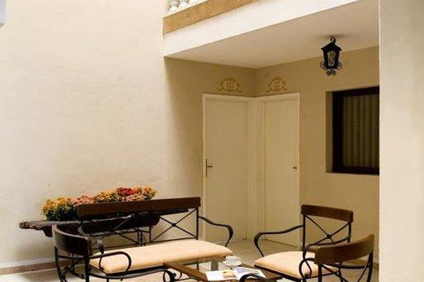 Hotel Colonial de Merida - фото 7