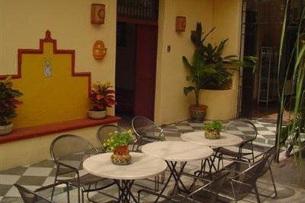 Hotel del Peregrino - фото 12