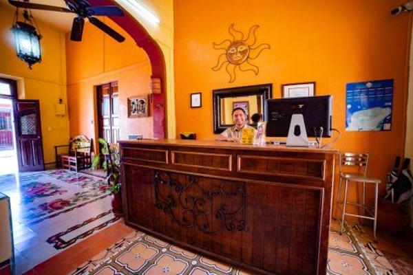 Hotel del Peregrino - фото 15