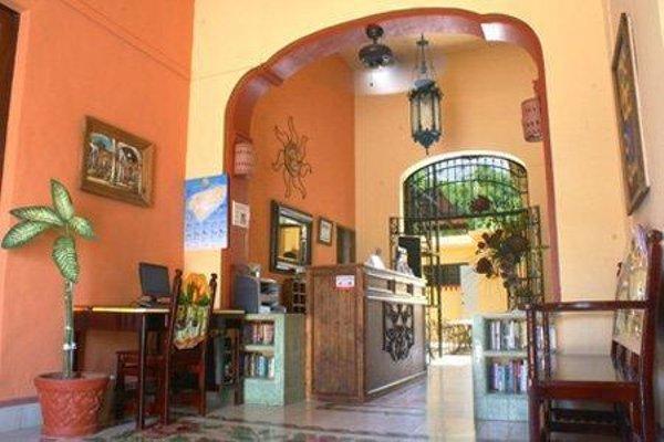 Hotel del Peregrino - фото 16