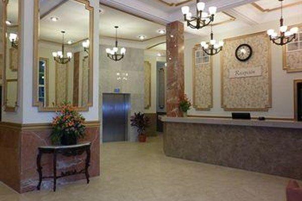 Hotel Victoria Merida - фото 16
