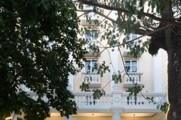 Hotel Victoria Merida - фото 22