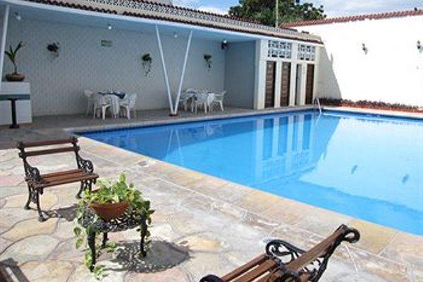 Hotel Colon Merida - фото 50
