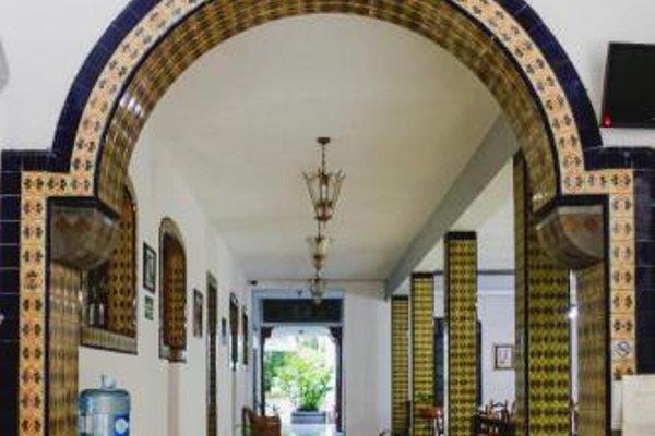 Hotel Colon Merida - фото 14