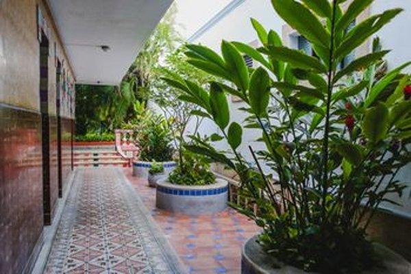 Hotel Colon Merida - фото 21