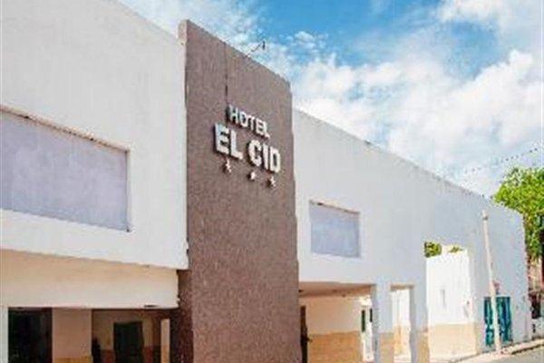 Hotel El Cid - фото 23