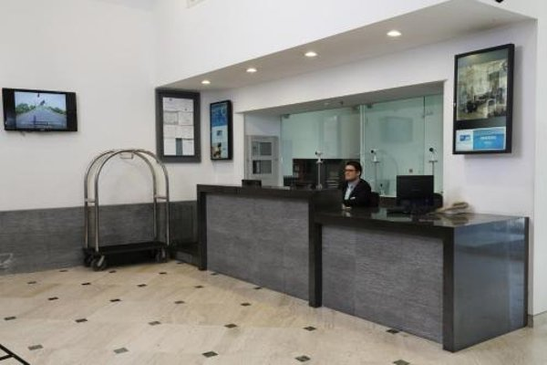 Hotel Monterrey Macroplaza - фото 14
