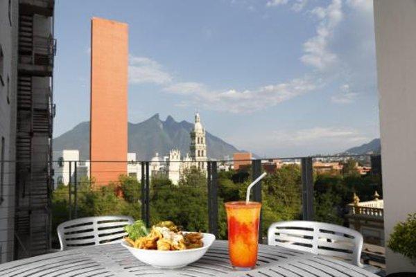 Hotel Monterrey Macroplaza - фото 21