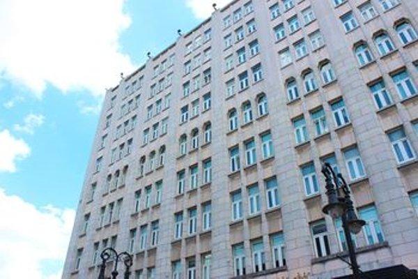 Hotel Monterrey Macroplaza - фото 23
