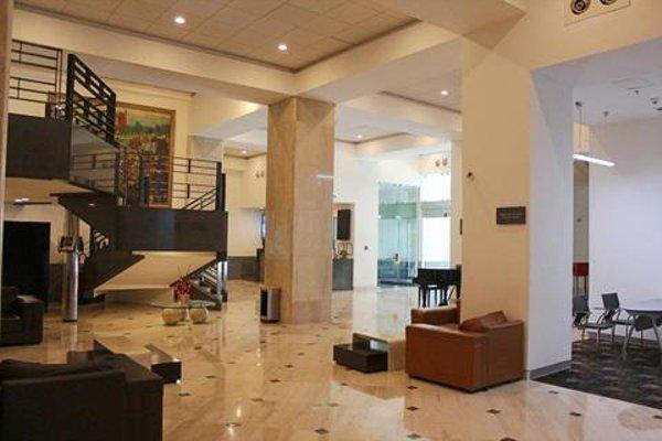 Hotel Monterrey Macroplaza - фото 7