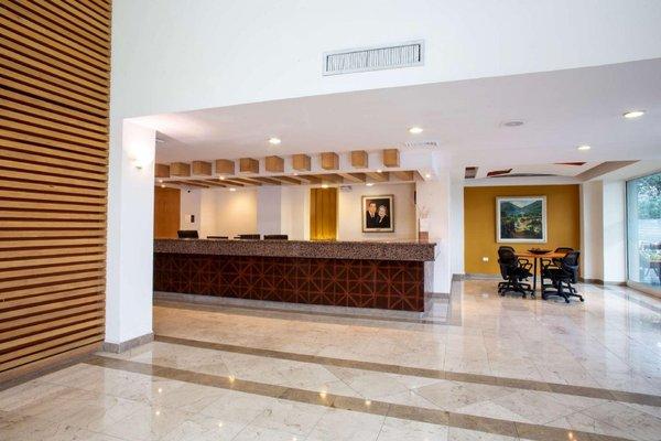 Best Western Plaza Monterrey - фото 14