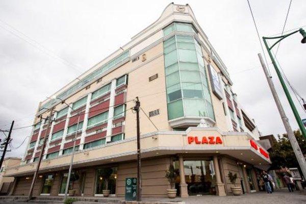 Best Western Plaza Monterrey - фото 21