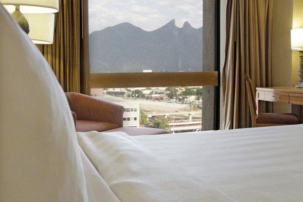Crowne Plaza Hotel Monterrey - фото 50