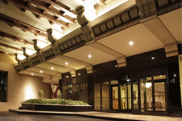 Crowne Plaza Hotel Monterrey - фото 18
