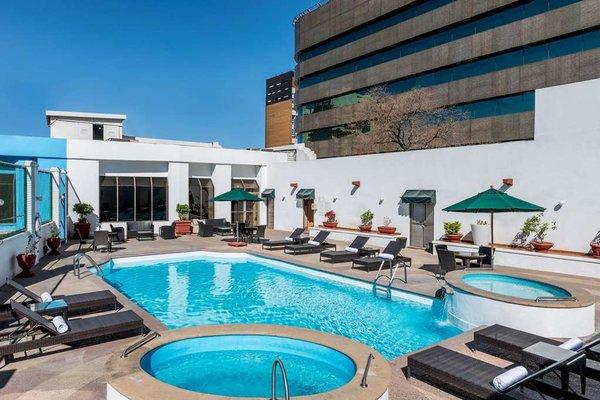 Sheraton Ambassador Monterrey Hotel - фото 20