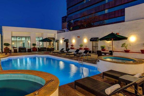 Sheraton Ambassador Monterrey Hotel - фото 21