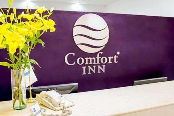 Comfort Inn Monterrey Valle - фото 16