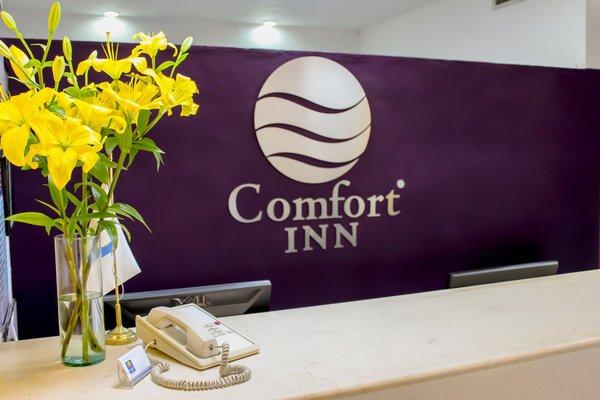 Comfort Inn Monterrey Valle - фото 17