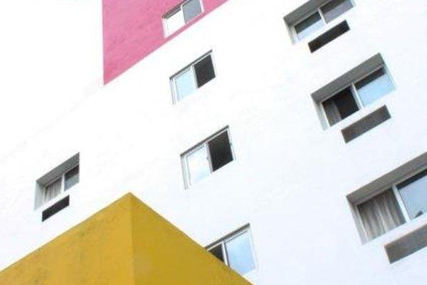 Comfort Inn Monterrey Valle - фото 22