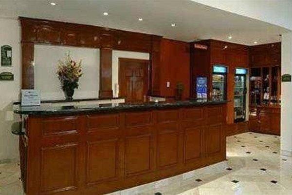 Hilton Garden Inn Monterrey - фото 9